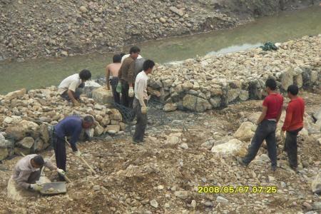 河道治理绿滨垫