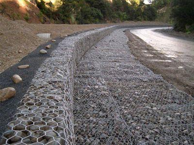 防护石笼网箱